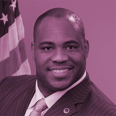 Anton Gunn - Sr. Advisor for Pres. Obama