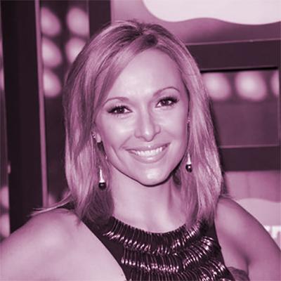 Katie Cook - CMT's Hot 20 Countdown Host