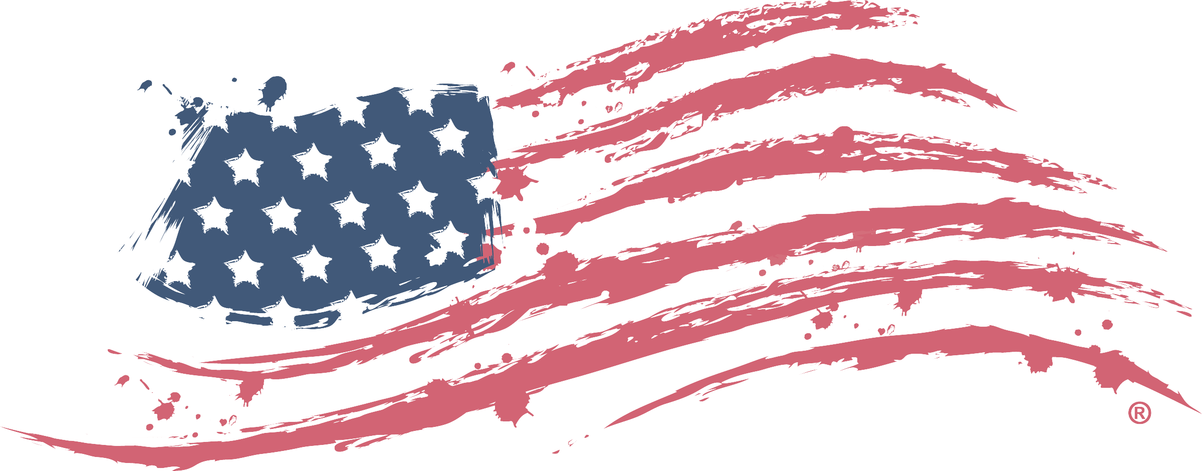 Authentically American Vintage US Flag Logo® - Red Stripes and Blue Stars.png