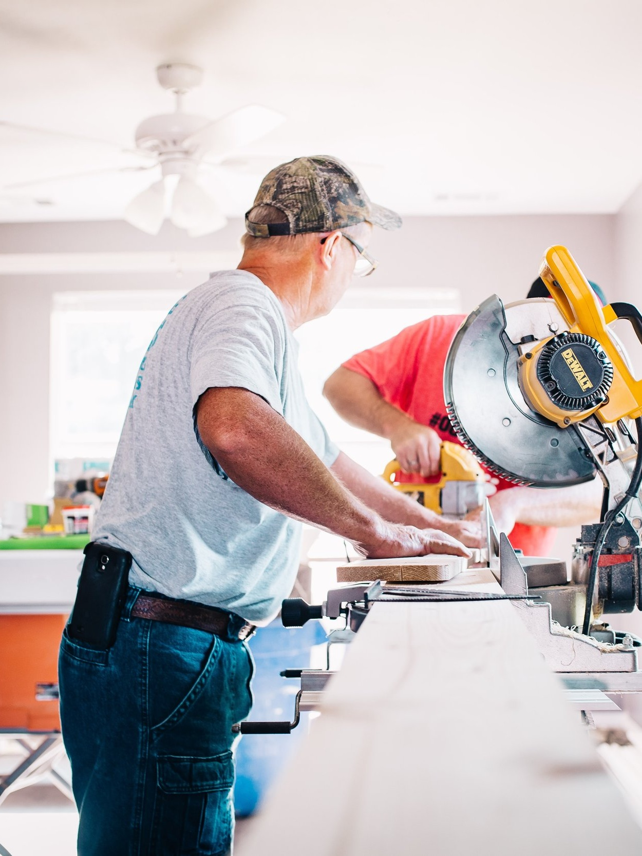 Mod Squad - Mod Squad is a social enterprise serving as Central Ohio's one-stop shop for handyman services.Got a honey-do list, and honey, you don't? We're here for you. Mod Squad can fix it, modify it or replace it with a trusted team of home maintenance pros.Learn More