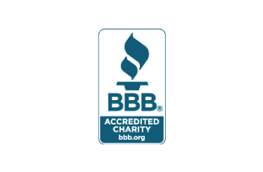Accredited Charity of the Better Business Bureau