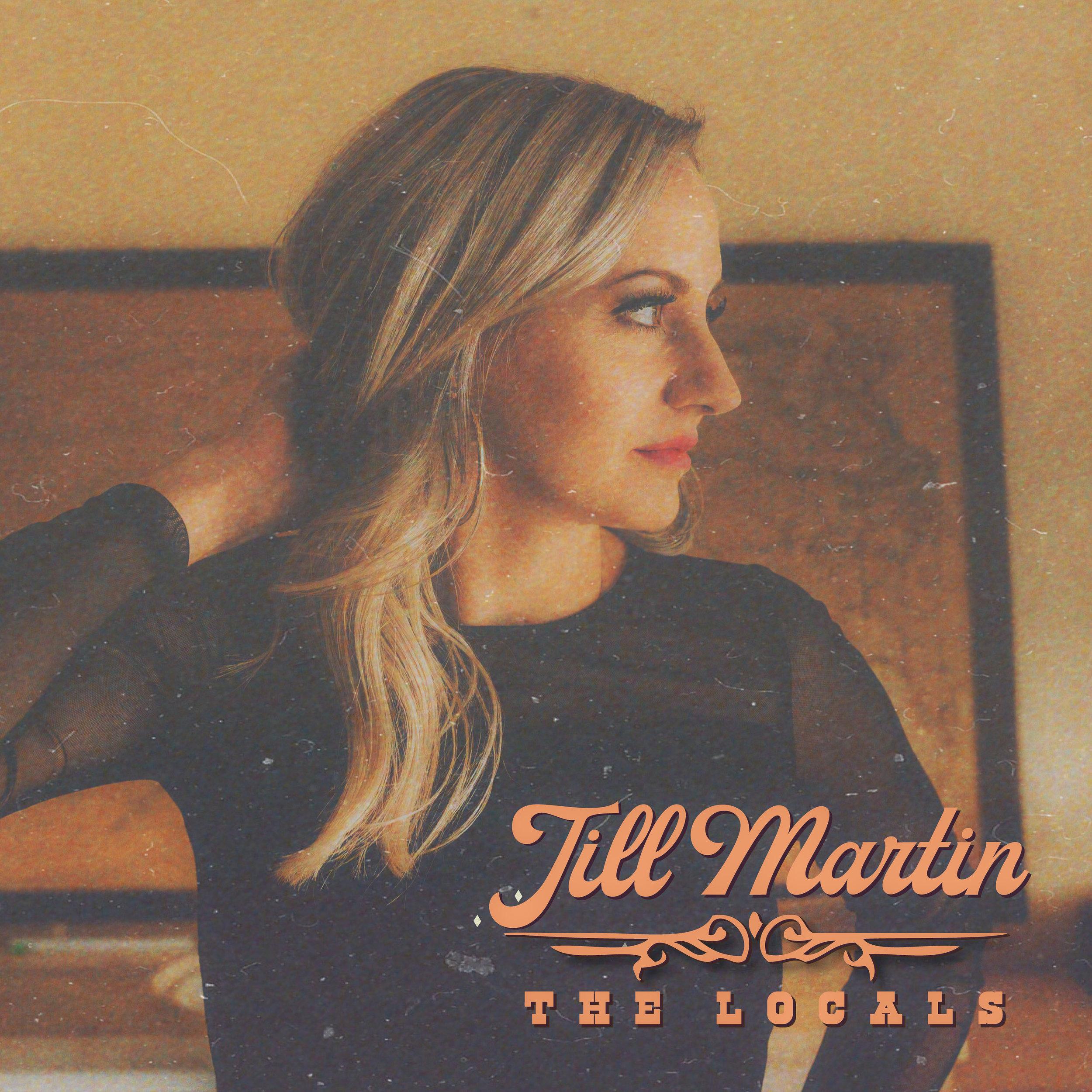 Jill Martin - The Locals (2018)