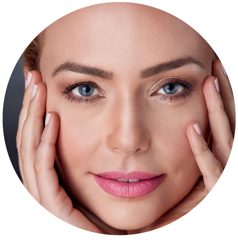 Brow Lift - A brow lift can rejuvenate the forehead and eye area to help change a tired or sad appearance to a more rested look. A brow lift is often times performed with a face lift for an overall new you.