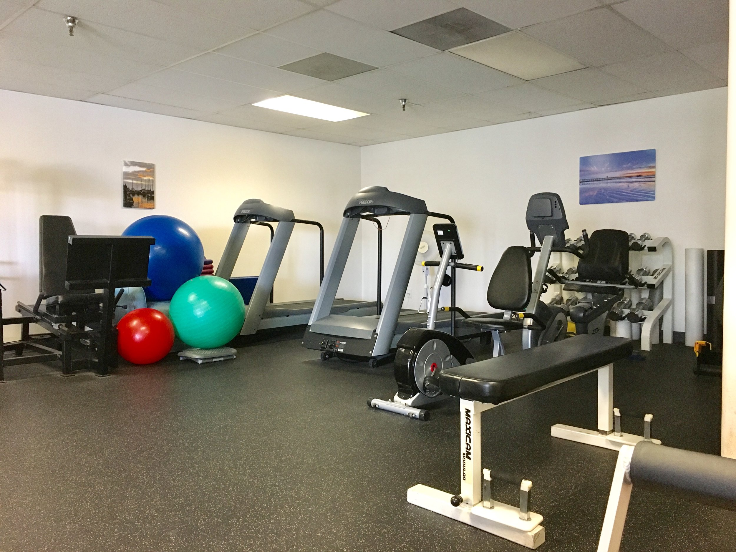 GENERAL PHYSICAL THERAPY -
