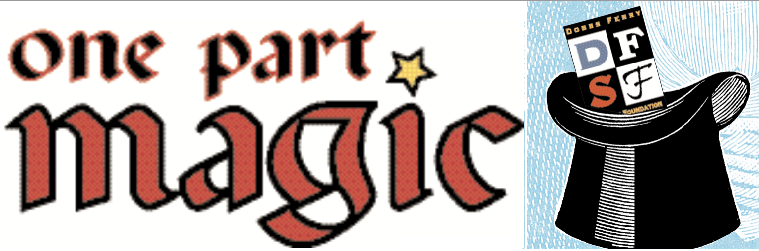One Part Magic: 2002