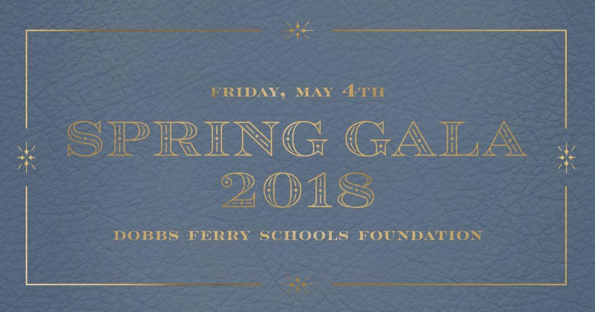 Spring Gala: 2018