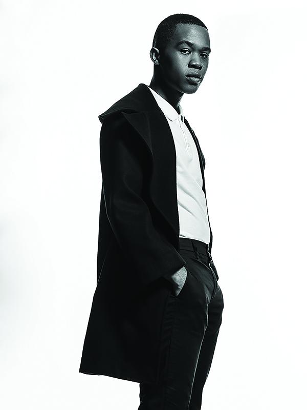 Thebe Magugu - Designer et fondateur de la marque de prêt à porter Thebe Magugu. Finaliste de l'édition 2019 du Prix LVMH.