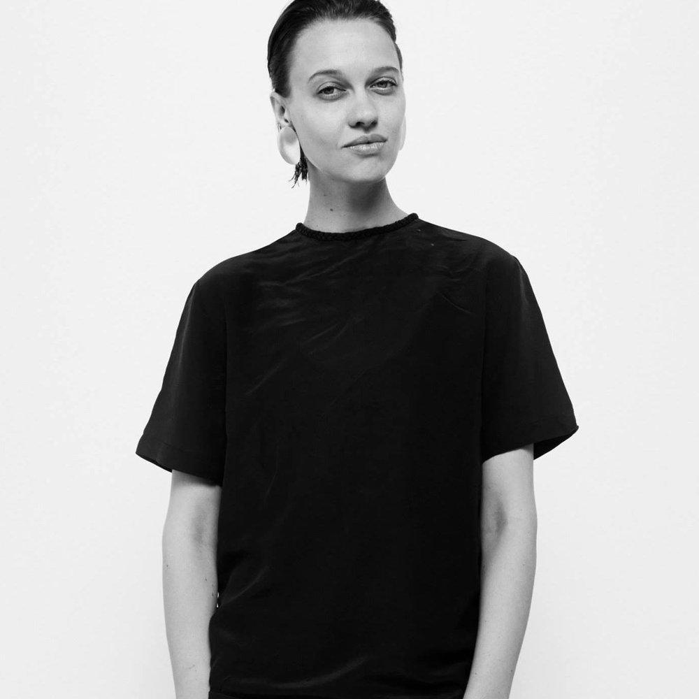 Gisele Human - Designer et fondatrice de la marque de bijoux Waif Jewellery