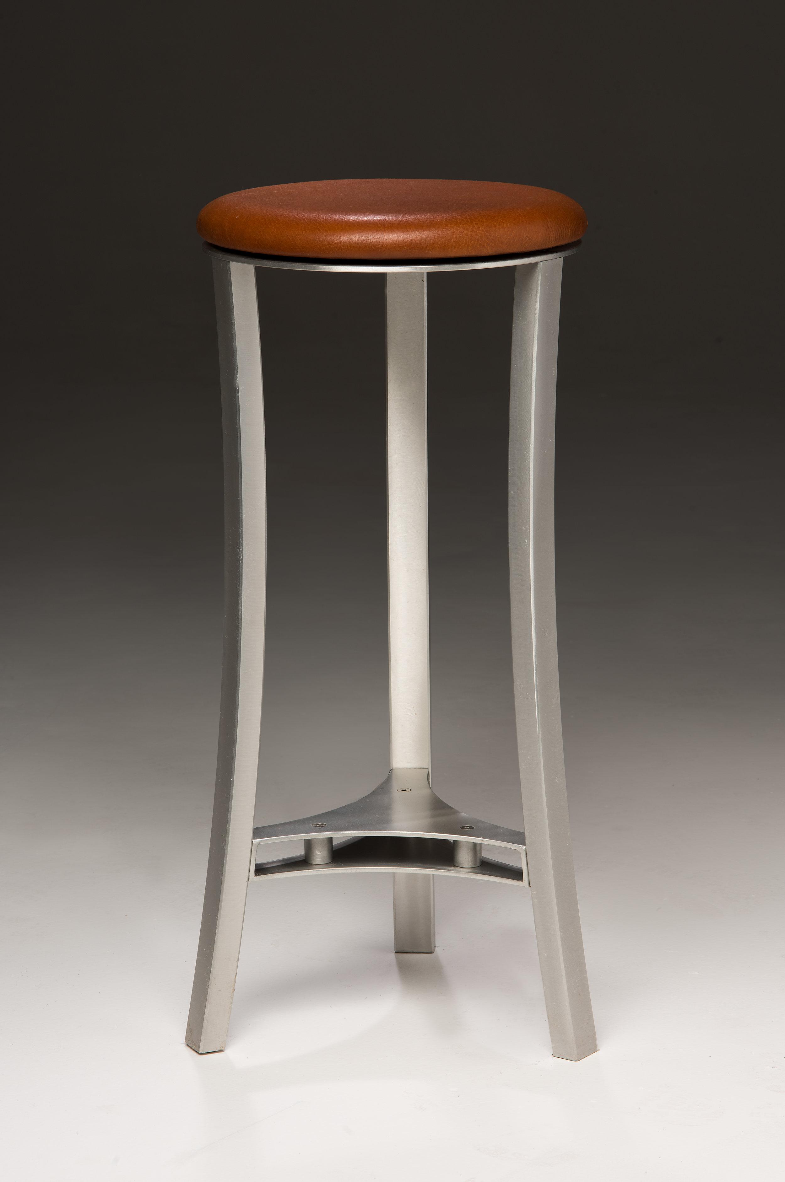Aluminum Stool Chair Frame