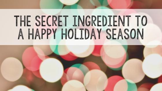holiday secret