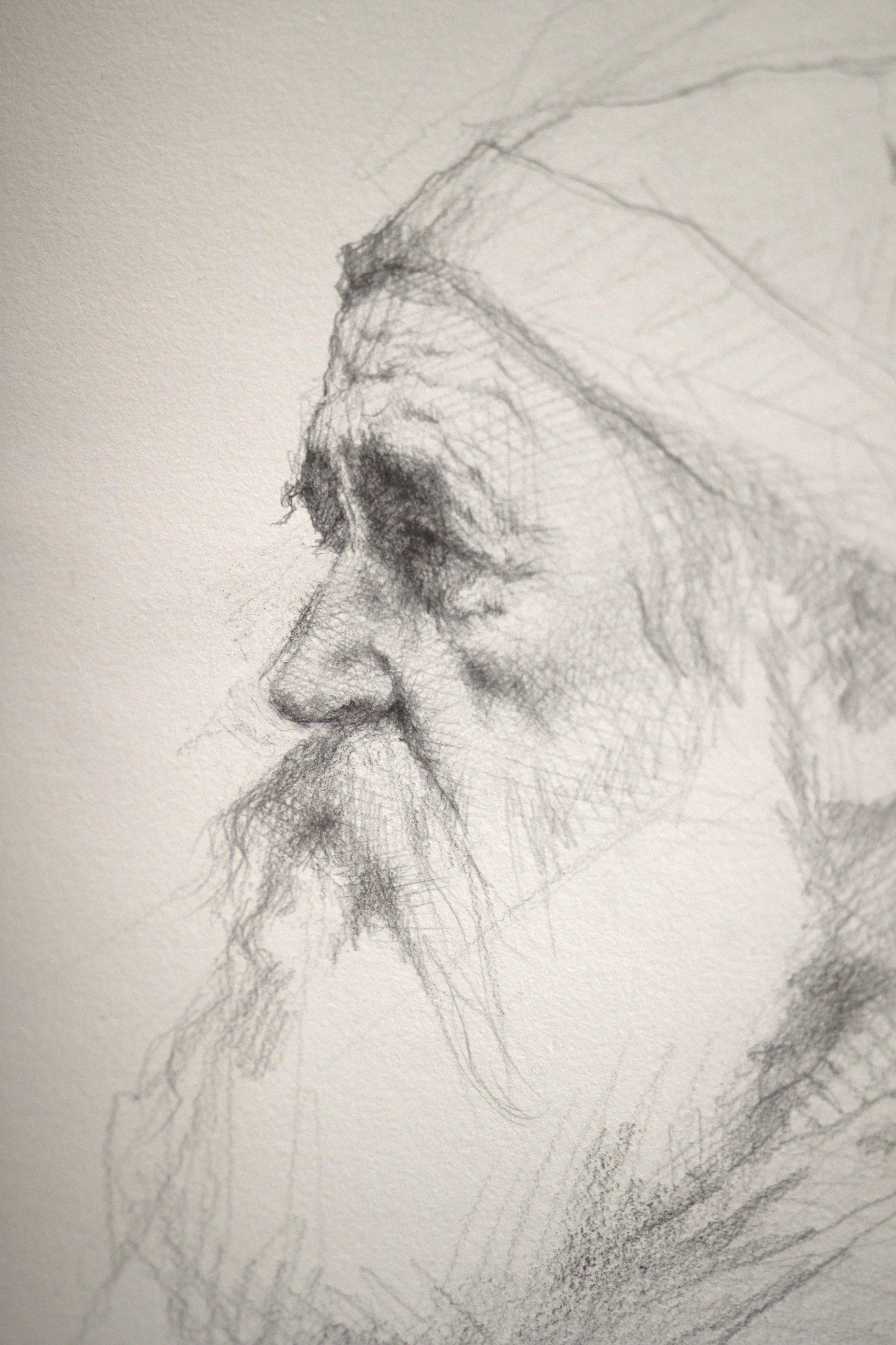 Liberace_Drawing