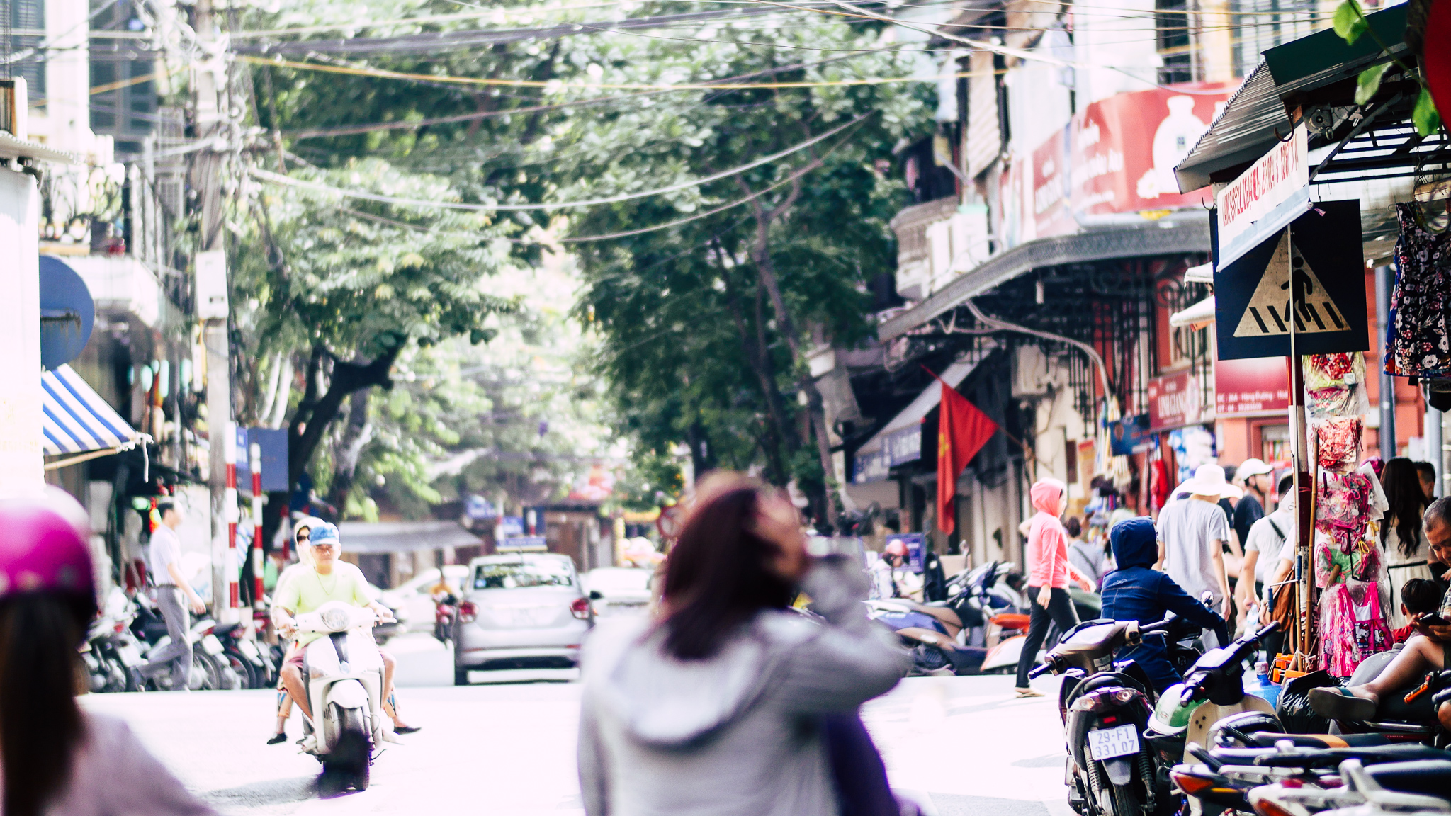 Hanoi, Vietnam. Photo by Alanna Foutz