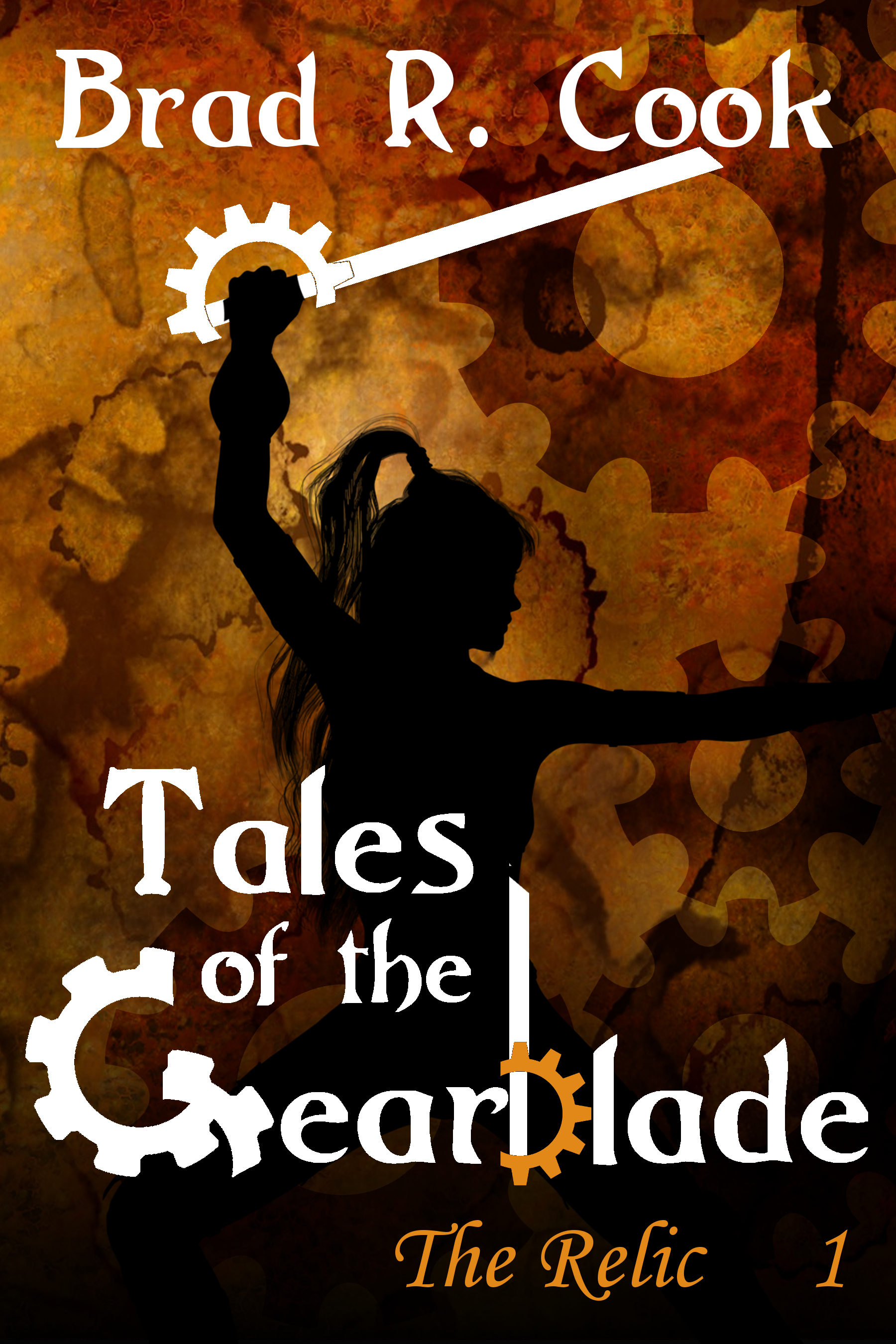Tales of the Gearblade Cover 1 The Relic.jpg