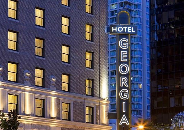 Meet one of our clients: @rwhotelgeorgia Canada's #1 Hotel - Key Clothing uniforms the Reflections Bar rooftop terrace - which opens TODAY!!
