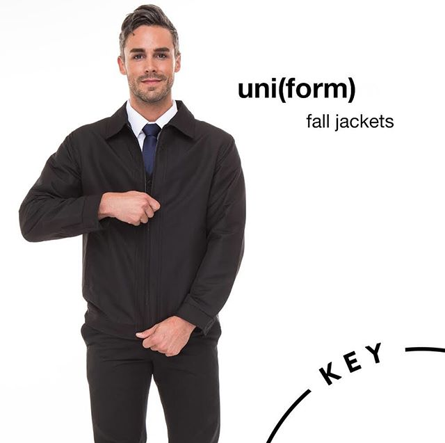 Need to add warmth to your uniforms this fall/winter season? #KeyClothing has you covered.
