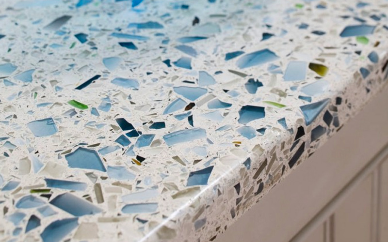 Redding Tile Products – Recycled Glass