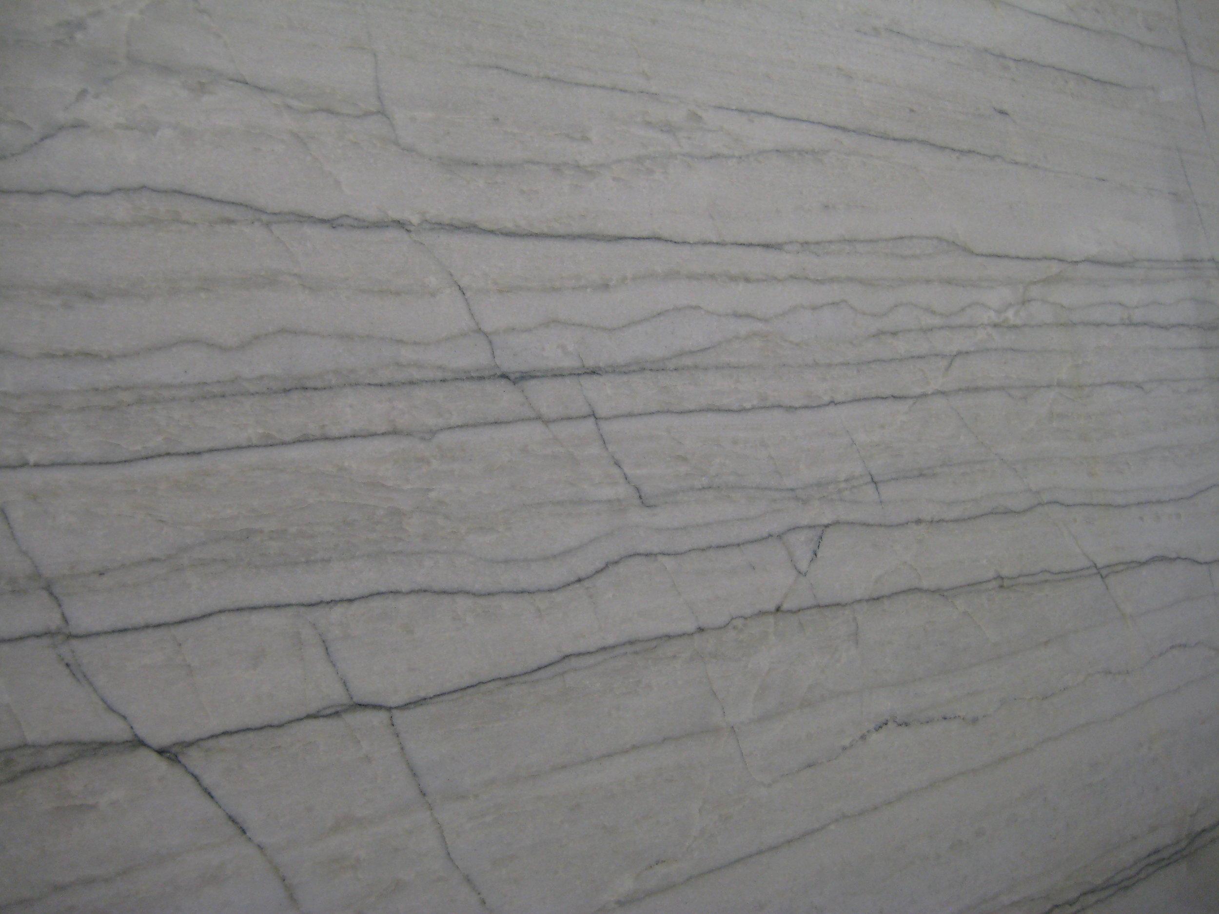 White Macaubus Quartzite 2cm - $43.23 SF