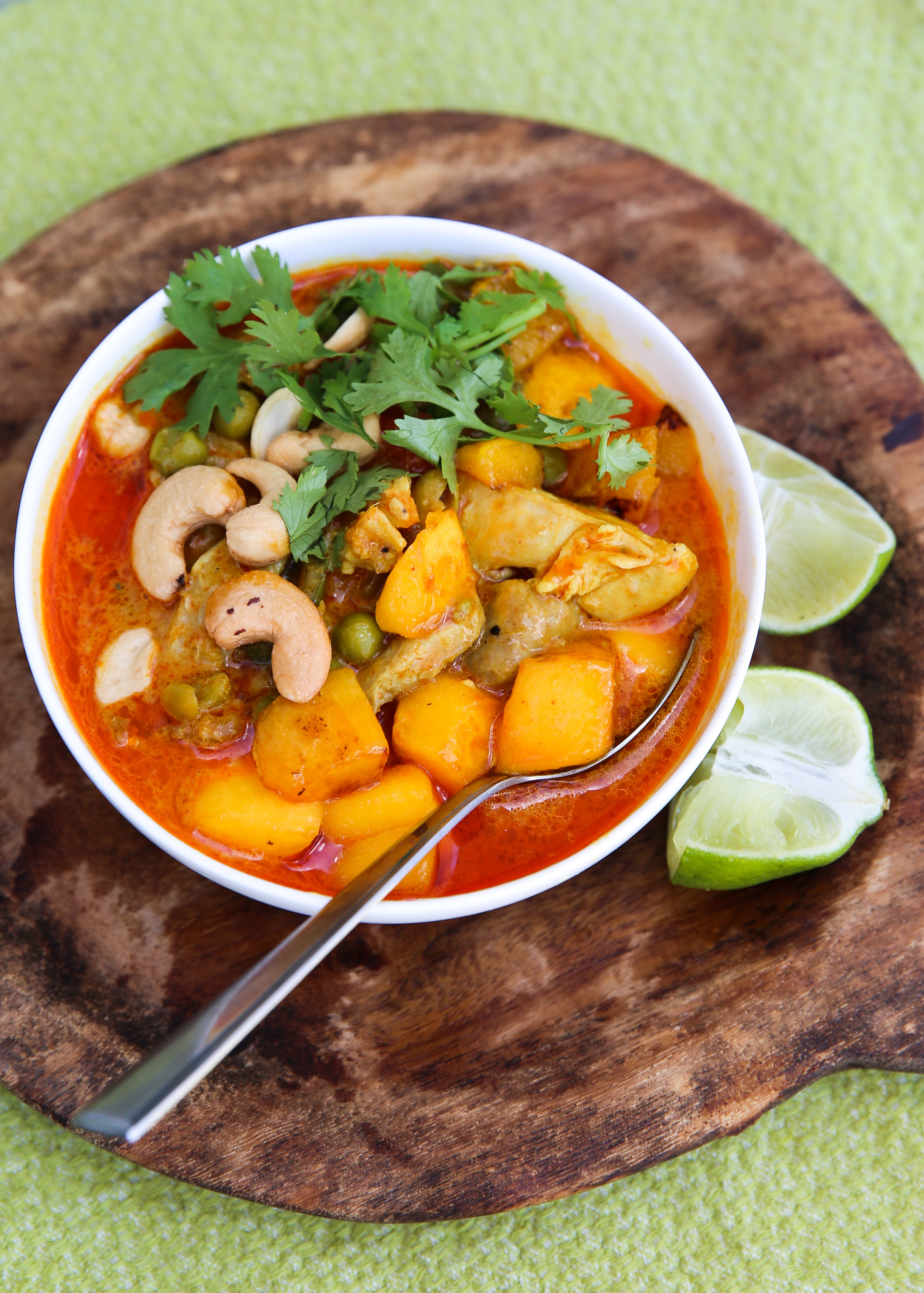 The perfect dish to satisfy you're mango craving