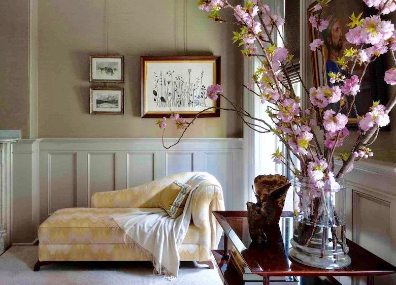 Interior design by Nina Farmer