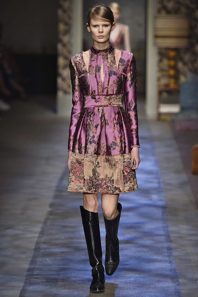 Erdem London RTW Fall Winter 2015