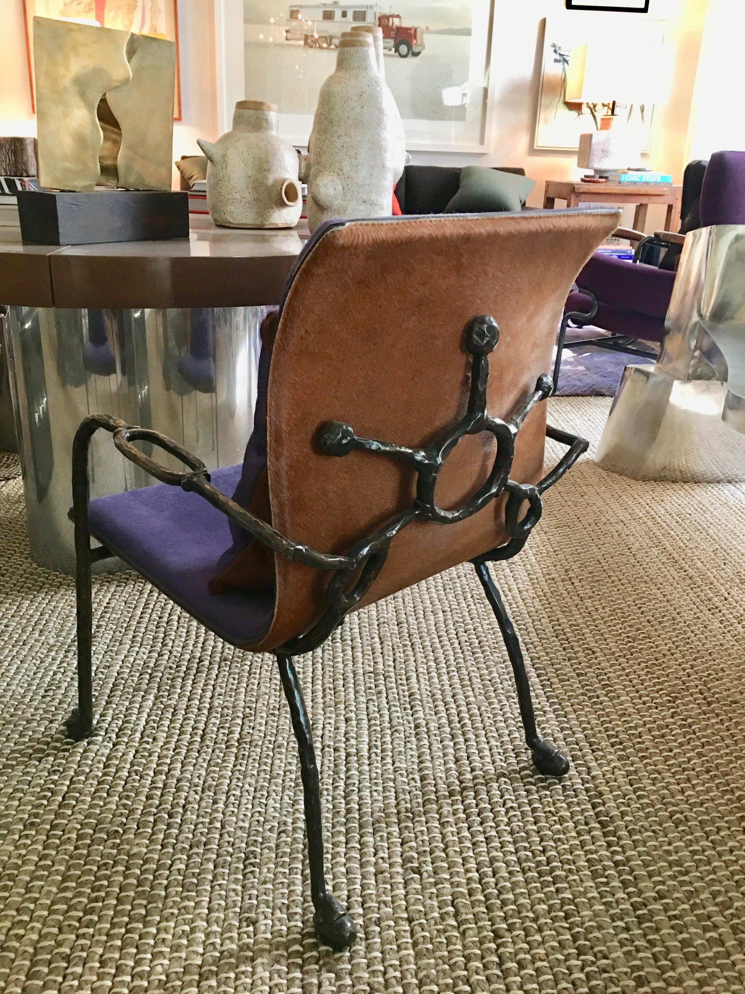 Chair by Mattai Bonetti.