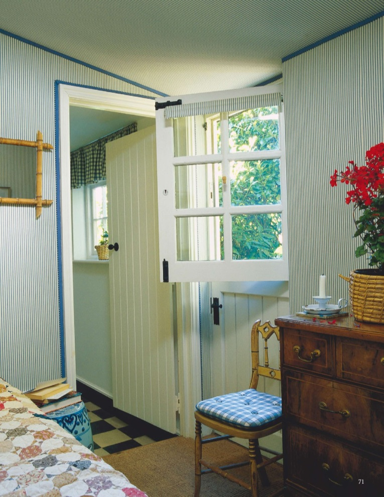 Wendy Nicholls' guest room