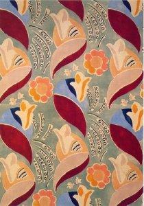 Duncan Grant textile designs