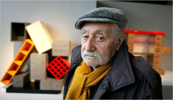 Ettore Sottsass in 2006