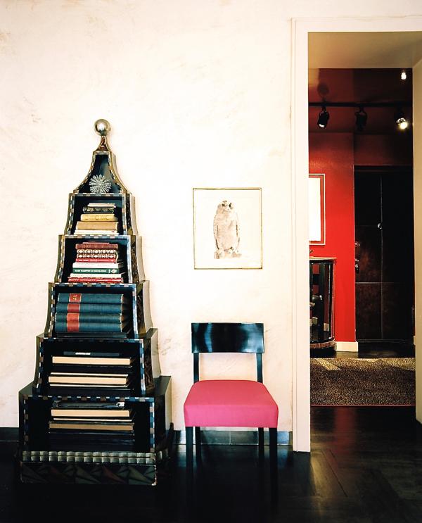 In Albert Hadley's Apartment