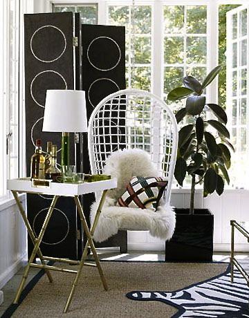 Interior design by Jonathan Adler