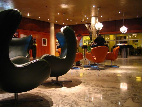 Arne Jacobsen, SAS Royal Hotel Copenhagen
