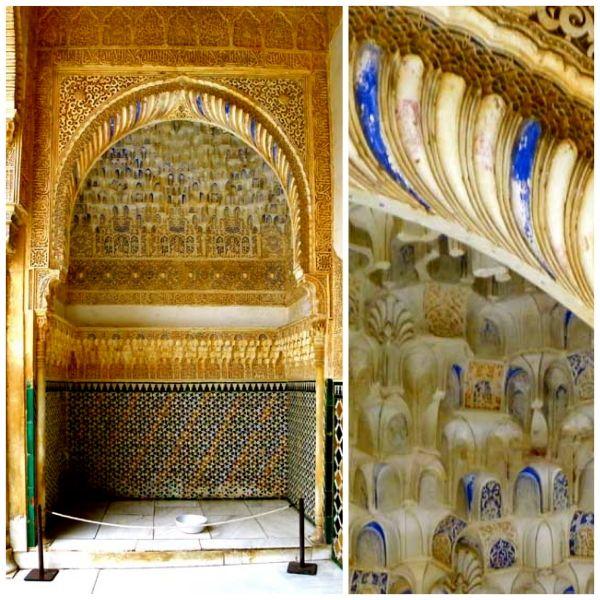 Exterior, Nasrid Comares Palace – Alhambra of Granada, Spain