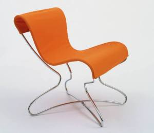 Folding Chair, designed 1948-49, at MOMA