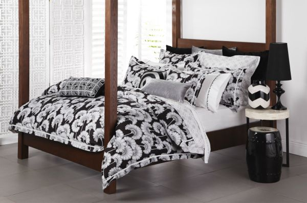 Florence Broadhurst bedding by Surya