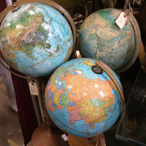 country living fair globes
