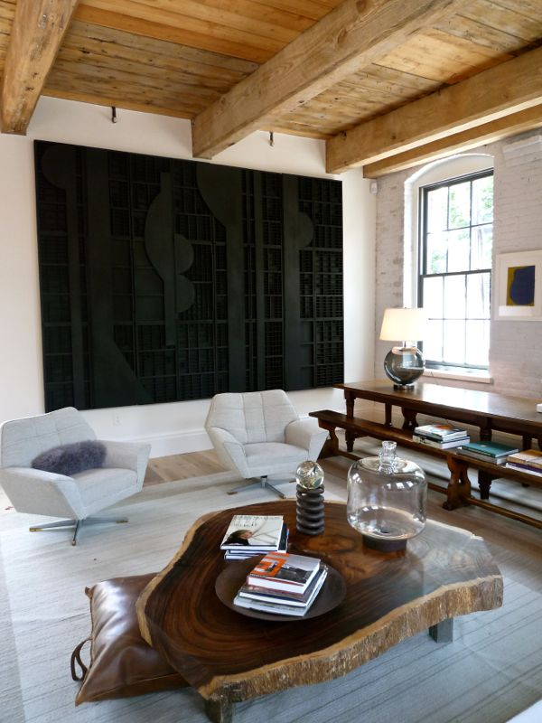 Interior design by James Huniford