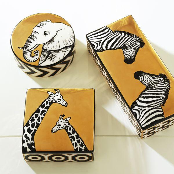 jonathan adler boxes animal