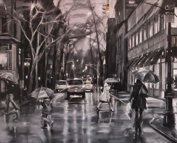 """Side Street"" Susan Grossman"