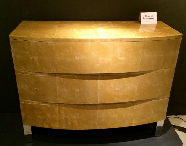 Chest by Jacques Adnet