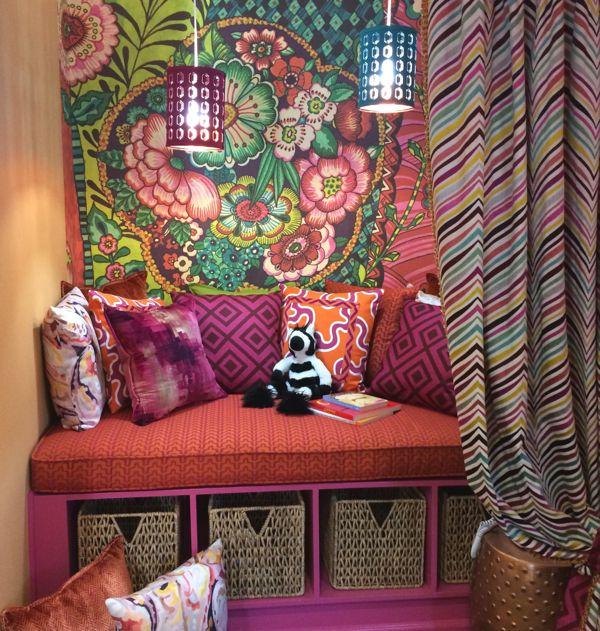 Interior design by Gail Eyl and Steve Gallotti. Photography by Lynn Byrne.