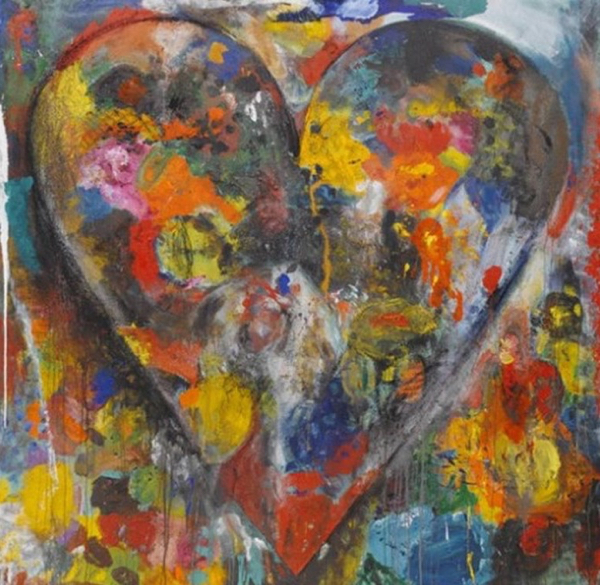 """""""Abyss of the Good Soldier"""" Jim Dine"""