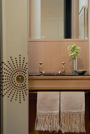 Interior design by Julie Hillman.