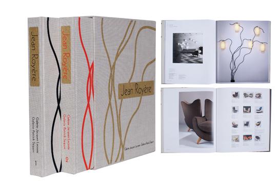 Jean Royere book