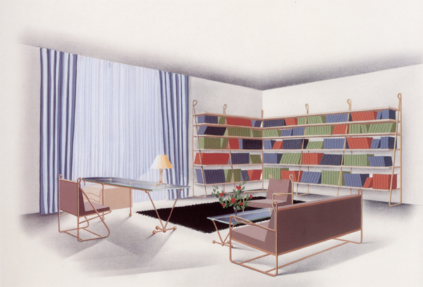 designer who's who-royere-rendering-library