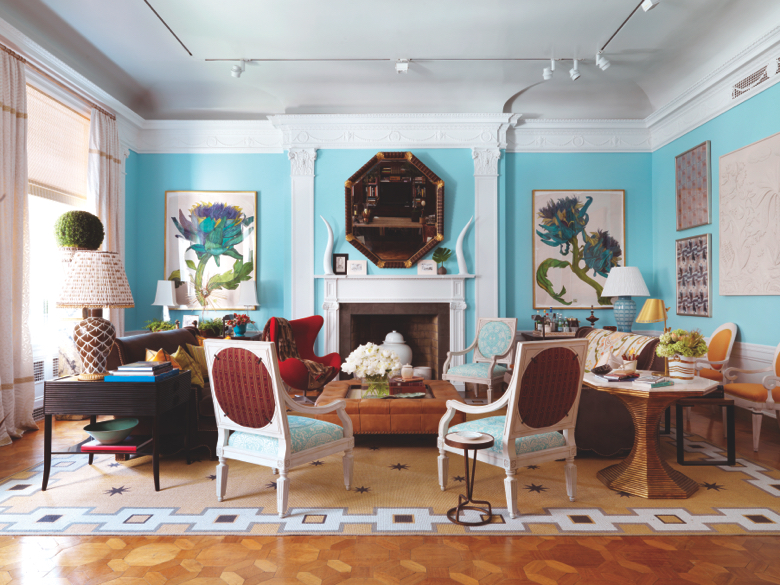 Interior design Bunny Williams; Photographer Thomas Loof