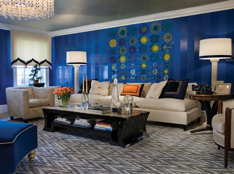 Interior design by Sherrill Canet: Photographer Nick Johnson