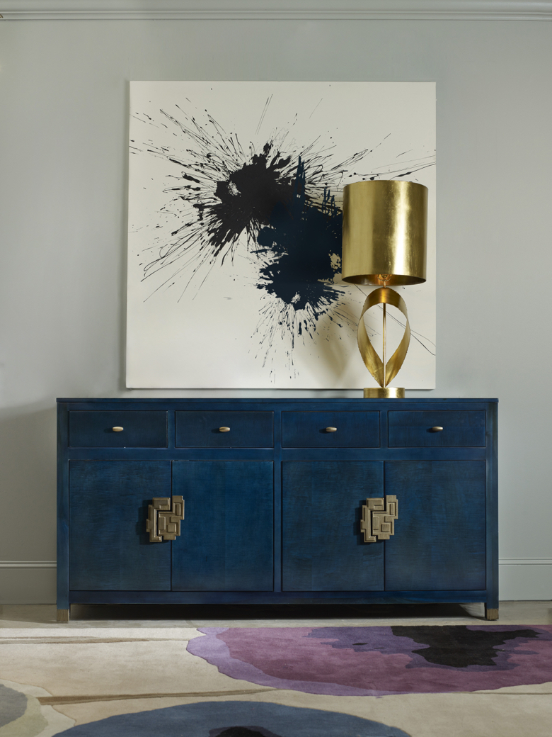 Cynthia Rowley's Curiosity credenza for Hooker Furniture