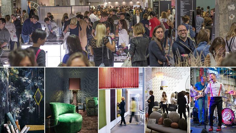 Scenes from Maison et Objet last September