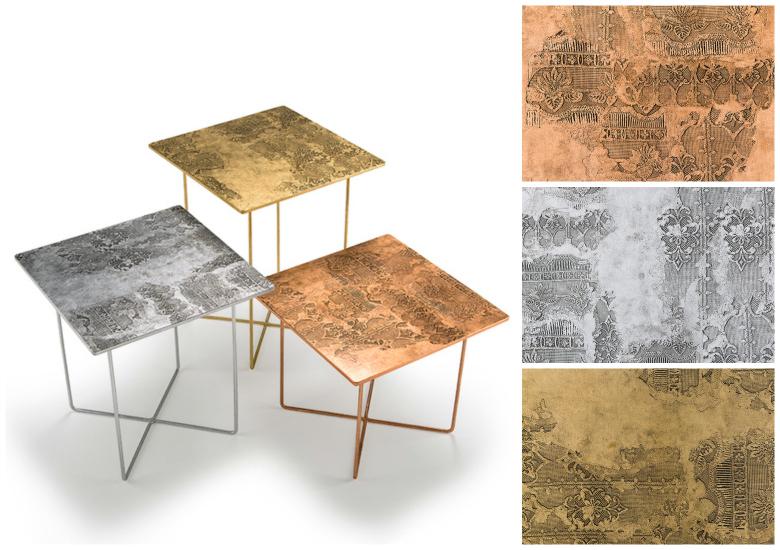 maison et objet lace table Collage