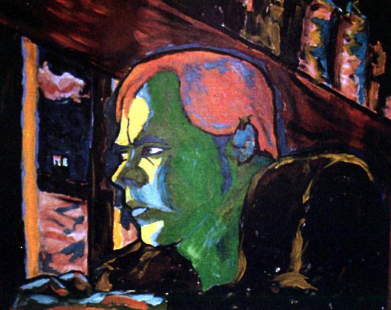 Art by David Bowie